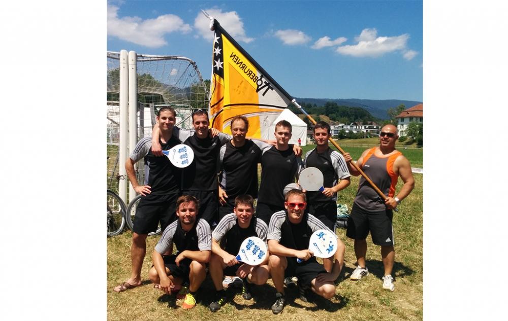 Turnverein Oberurnen mit solider Leistung!